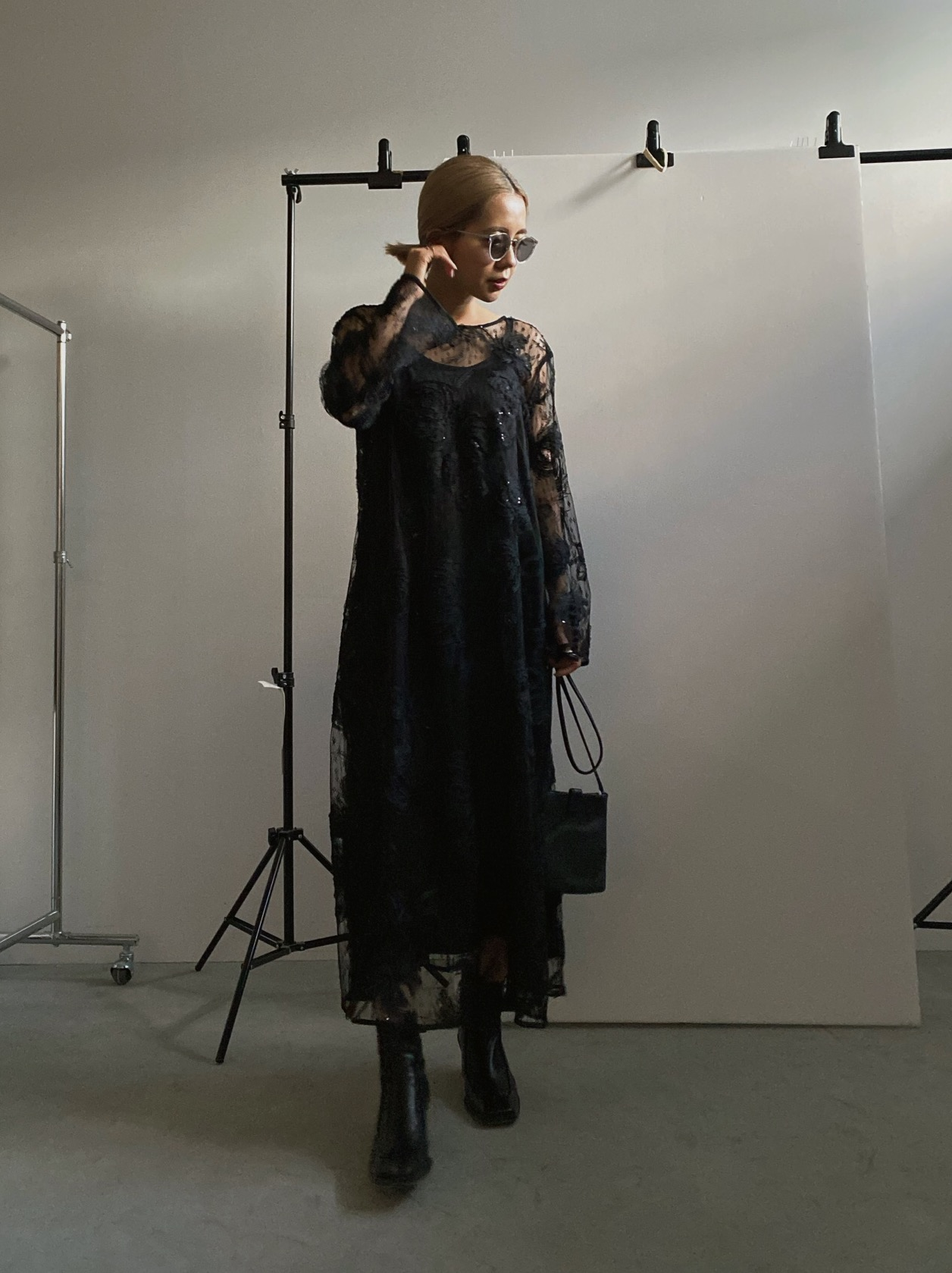 yuko_ UNDRESSED 2WAY FAIRY LACE DRESS